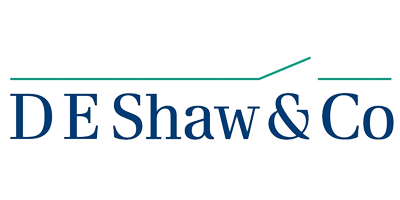 D E Shaw & Co. is TrustImpact Client